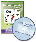 Buy Fears and Phobias Hypnotherapy DVD