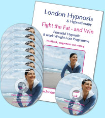 Buy 'Fight the Fat - and Win' Hypnotherapy online