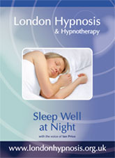 Buy Sleep Well at Night Hypnotherapy DVD online
