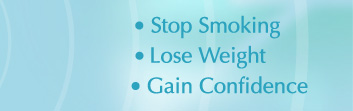 Overcome your phobias, lose weight, gain confidence, stop smoking with hypnosis